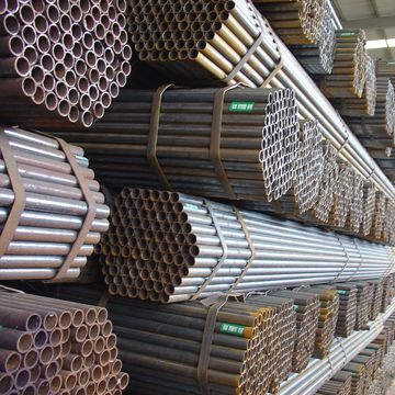 Superior Manufacturer Of Round Alloy Steel Electric Resistance Welded Pipe In China