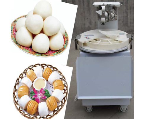 Superior Quality Steamed Bread Machine0086 18703680693