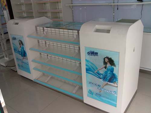 Supermarket Retail Checkout Cashier Counter