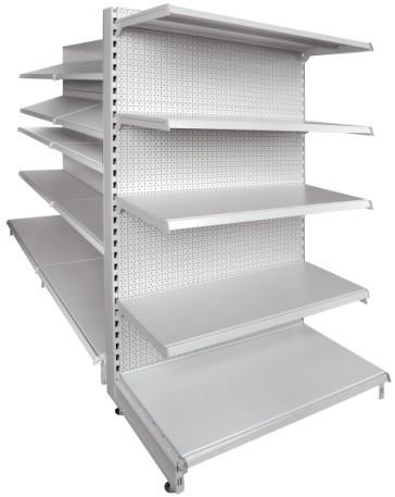 Supermarket Shelves Racks