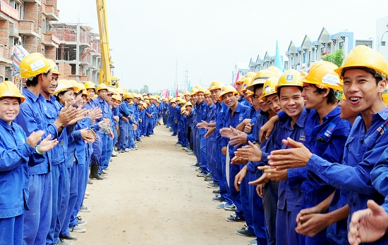Supply All Types Of Vietnam Workers To Overseas Recruitment