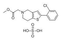 Supply Clopidogrel Bisulfate