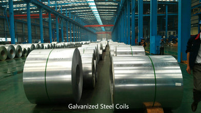 Supply Galvanized Steel From China