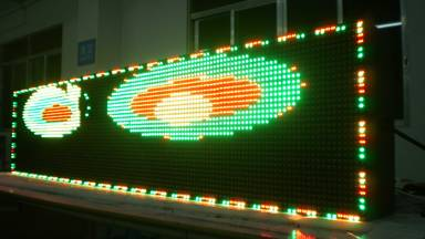 Supply Led Sign Smd 7 62 Full Color Indoor Display