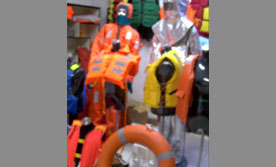 Supply Lifejacket Lifebuoy Light Immersion Suit And Fire Fighting Equipment For Shipbu