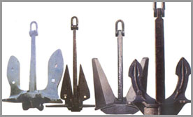 Supply Marine Anchors For Shipbuilding Jis Stockless Anchor Hall Admiralty Hhp Spek Ac 14 Delta Bald