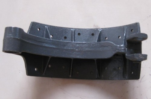 Supply Mercedes Benz Truck Casting Brake Shoes