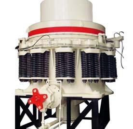 Supply Of Hydraulic Cone Crusher