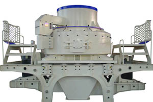 Supply Of Vertical Shaft Impact Crusher