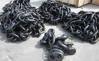 Supply Offshore Mooring Chain And Marine Anchor For Shipbuilding