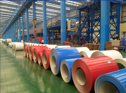 Supply Prepainted Steel Coils From China