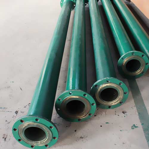 Supply Pu Lining Composite Steel Pipe