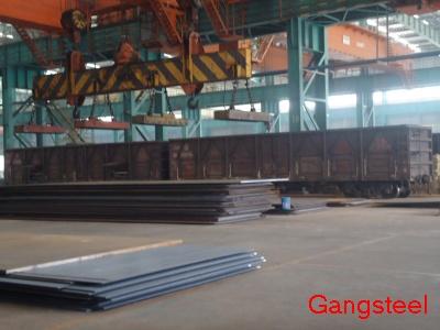 Supply S235jr S275jr S355jr S355k2 S355j2g3 Non Alloy Structural Steel Plate