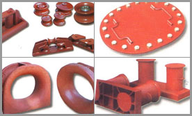 Supply Shipbuilding Marine Mooring Fitting Panama Chocks Roller Fairlead Bollard Chain Stop