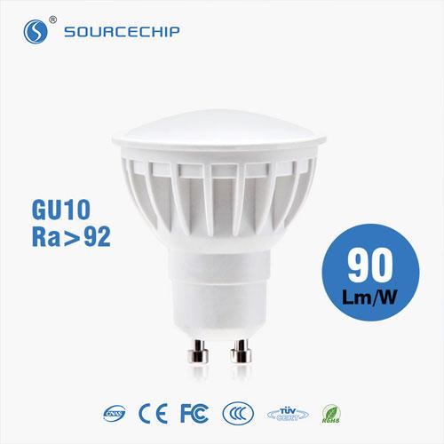 Supply Smd3030 High Bright 6w Gu10 Spot Light