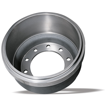 Supply Truck Trailer Brake Drum Parts