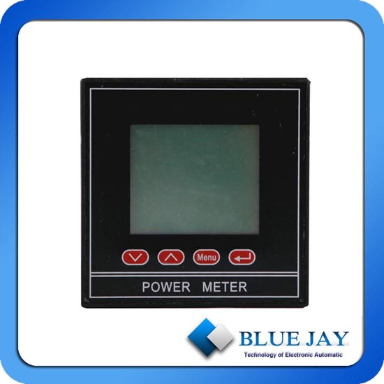 Support Variety Of Comm Port Lcd Display Energy And Power Meter