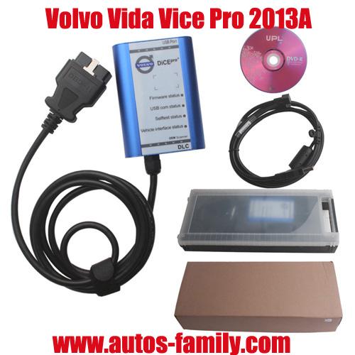 Surper Volvo Dice Pro 2013a Diagnostic Tool