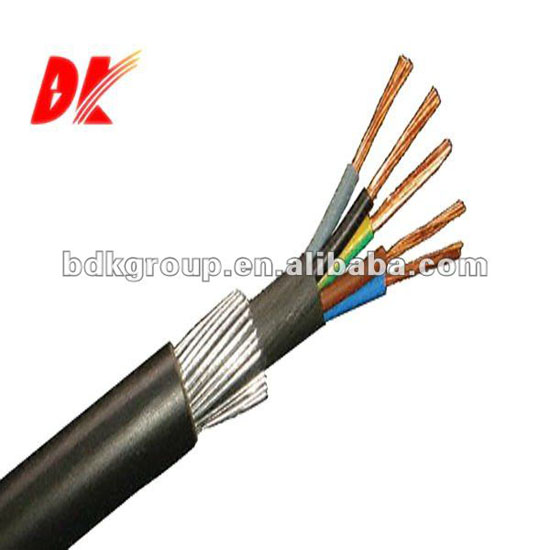 Swa Electrical Wire Armoured Xlpe Insulated