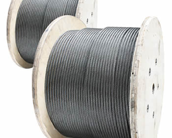 Swage And Compacted Steel Wire Ropes
