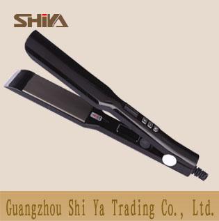 Sy 520 Shiya China Hair Straightener 30 Seconds Fast Heating Titanium Flat Irons