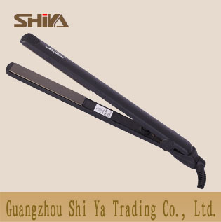 Sy 861 Shiya China Hair Straightener Digital Lcd Straightening Iron