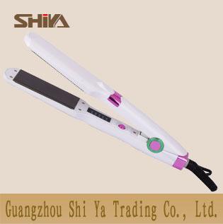 Sy 893 Shiya Hair Straightener Manufacturer Adjustable Temperature Range