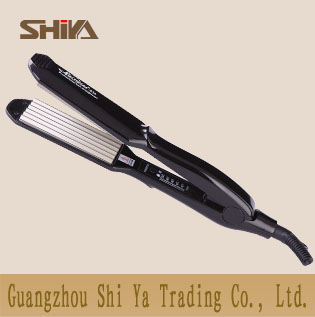 Sy 9839c Shiya Hair Straightener Manufacturer Fashion Salon Equipment Professional Straightening Iro
