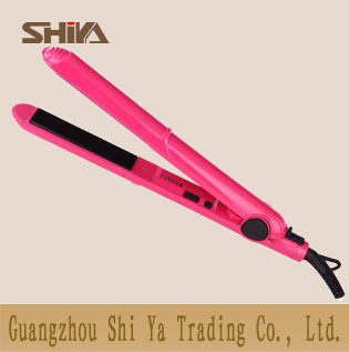 Sy 9906 China Hair Straightener Fashionable And Good Looking Design Flat Irons