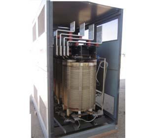 Sylvania 1 500 Kva Dry Substation Transformer Pri 12000 Volts Sec480y 277