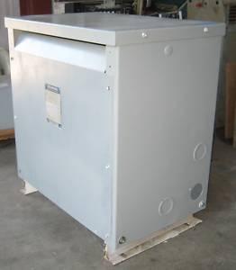 Sylvania 750 Kva Dry Substation Transformer