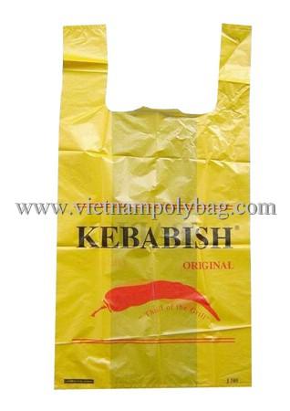 T Shirt Plastic Carrier Bag