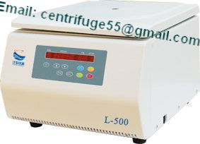 Table Top Low Speed Centrifuge L 500