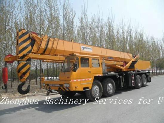 Tadano Used 100 Ton Truck Crane