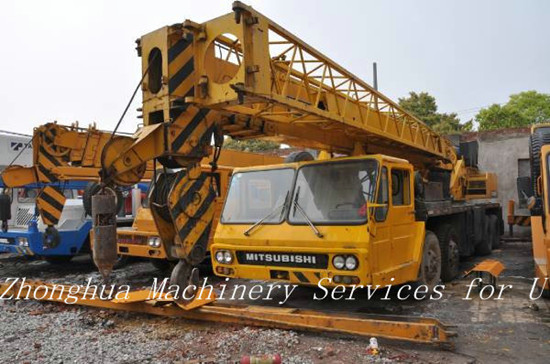 Tadano Used 50 Ton Truck Crane