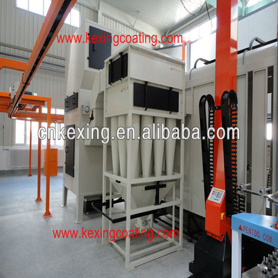 Tailored Powder Coating Line Professional Manufacturer