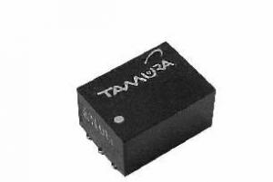 Tamura Miniature Encapsulated Telecommunication V 32 Modemtransformers Ttc 50231