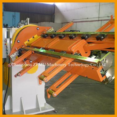 Tank Assembly Manipulator For Corrugated Tanks