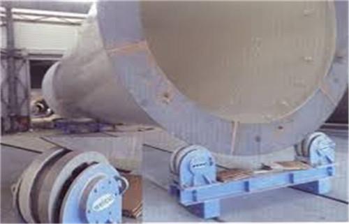 Tank Rotator For Sand Blasting