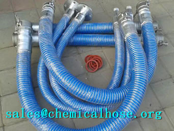 Tanker Chemical Hose Rubber And Composite