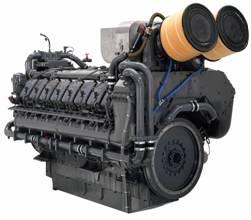 Tbd620 Marine Diesel Engine