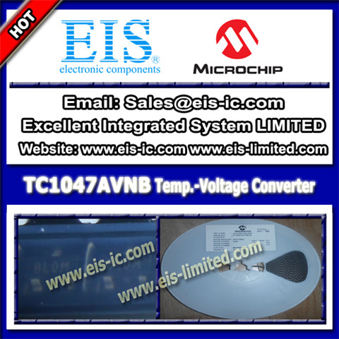 Tc1047avnb Microchip Voltage Converter Ic Sot 23b