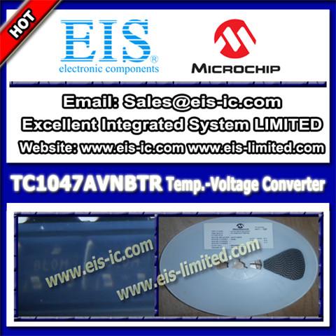 Tc1047avnbtr Microchip Voltage Converter Ic Sot 23b