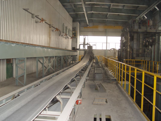 Td75 Belt Conveyor For Sale