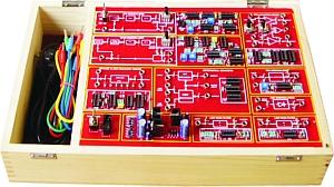 Tdm Pulse Code Modulation Transmitter Trainer Tlb003