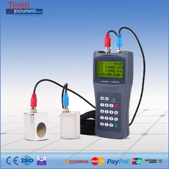 Tds 100h Hand Hold Ultrasonic Flowmeter