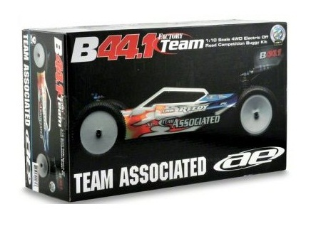 Team Associated B44 1 Factory 4wd Buggy Kit