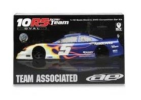 Team Associated Factory Rc10r5 Oval 1 10 Scale