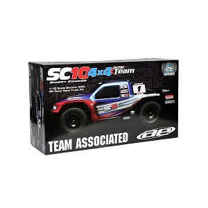 Team Associated Factory Sc10 1 10 Scale 2wd Truck Kit