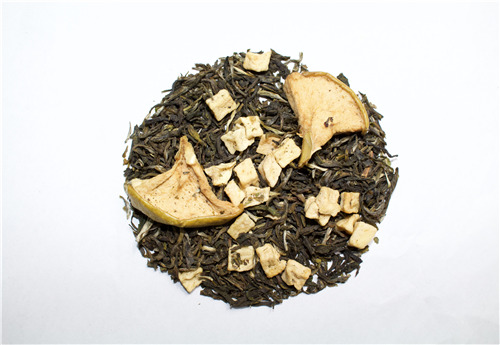 Teameni Apple De Luxe Fruit And Herbal Tea Blends